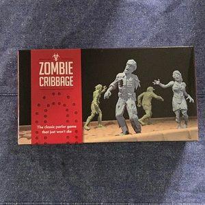 Zombie Cribbage NIB